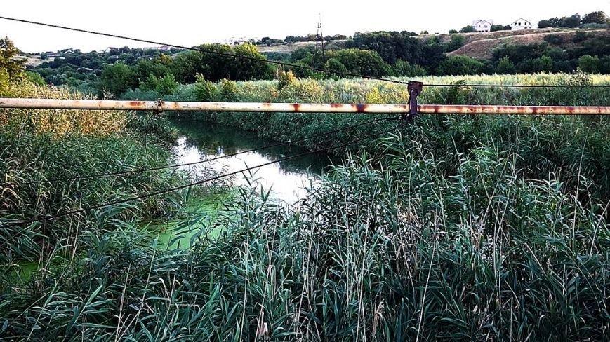 В Мариуполе ВАЗ с моста улетел в реку(ФОТО), фото-4