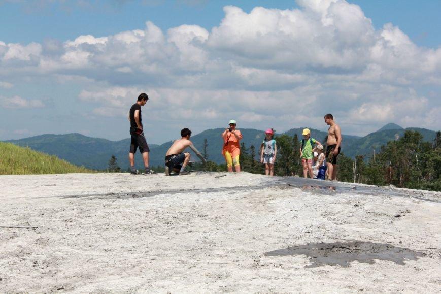 Туристы грязи не боятся: покорение Южно-Сахалинских грязевых вулканов, фото-7