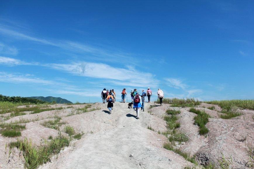 Туристы грязи не боятся: покорение Южно-Сахалинских грязевых вулканов, фото-5