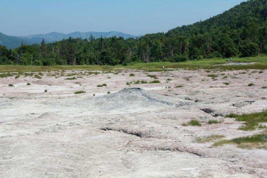 Туристы грязи не боятся: покорение Южно-Сахалинских грязевых вулканов, фото-6