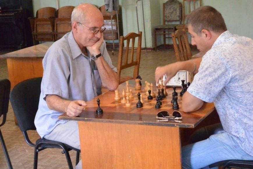В городе прошли соревнования по шахматам, фото-1