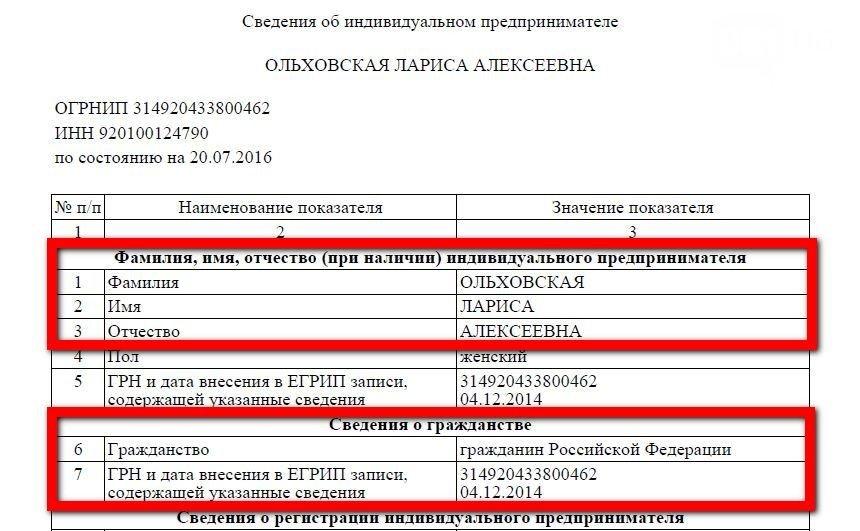 У жены главы запорожской Нацполиции есть российский паспорт, фото-1