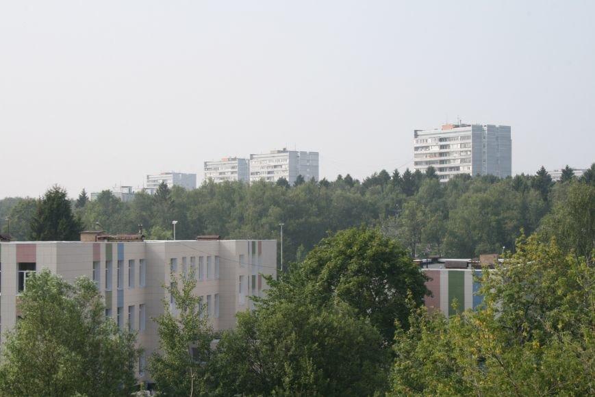 Смог добрался до Троицка Новой Москвы, фото-1