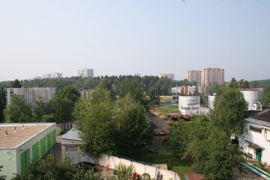 Смог добрался до Троицка Новой Москвы, фото-2