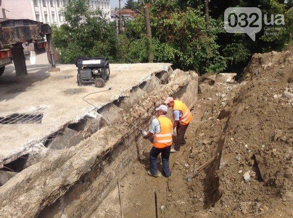 Ні пройти, ні проїхати: які дороги у Львові закриті на ремонт і коли їх відкриють, фото-7