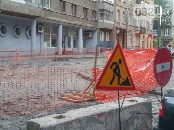 Ні пройти, ні проїхати: які дороги у Львові закриті на ремонт і коли їх відкриють, фото-3