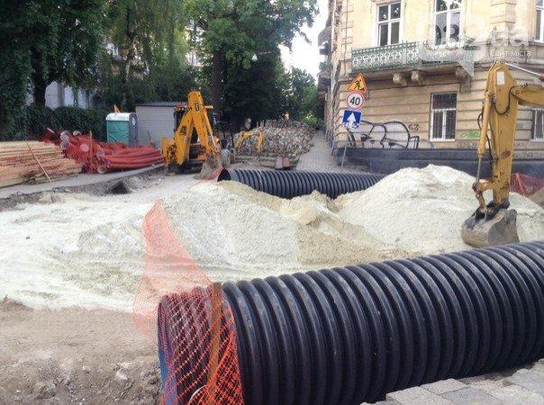 Ні пройти, ні проїхати: які дороги у Львові закриті на ремонт і коли їх відкриють, фото-1