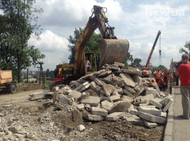 Ні пройти, ні проїхати: які дороги у Львові закриті на ремонт і коли їх відкриють, фото-8