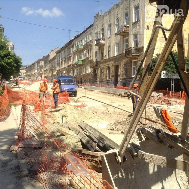 Ні пройти, ні проїхати: які дороги у Львові закриті на ремонт і коли їх відкриють, фото-6
