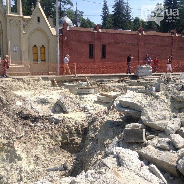 Ні пройти, ні проїхати: які дороги у Львові закриті на ремонт і коли їх відкриють, фото-5