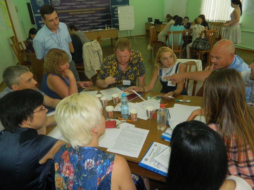 В МГПУ возрослых учили писать грантовые заявки на проекты, фото-1