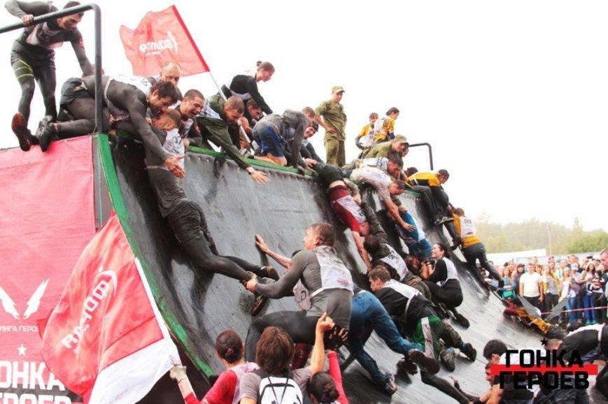 Ульяновцы показали класс на «Гонке героев». ФОТО, фото-6