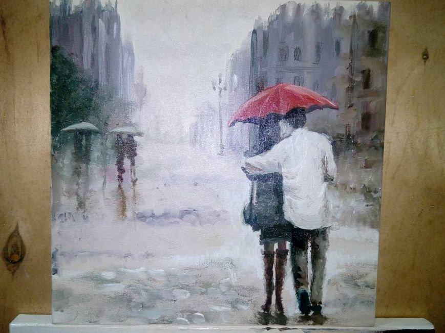 История о том, как, взяв в первый раз в руки кисти, человек нарисовал дождь и счастье, фото-2