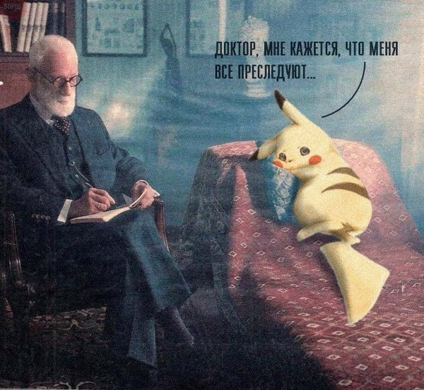 Покеюмор: русские покемоны и депрессия Пикачу, фото-10