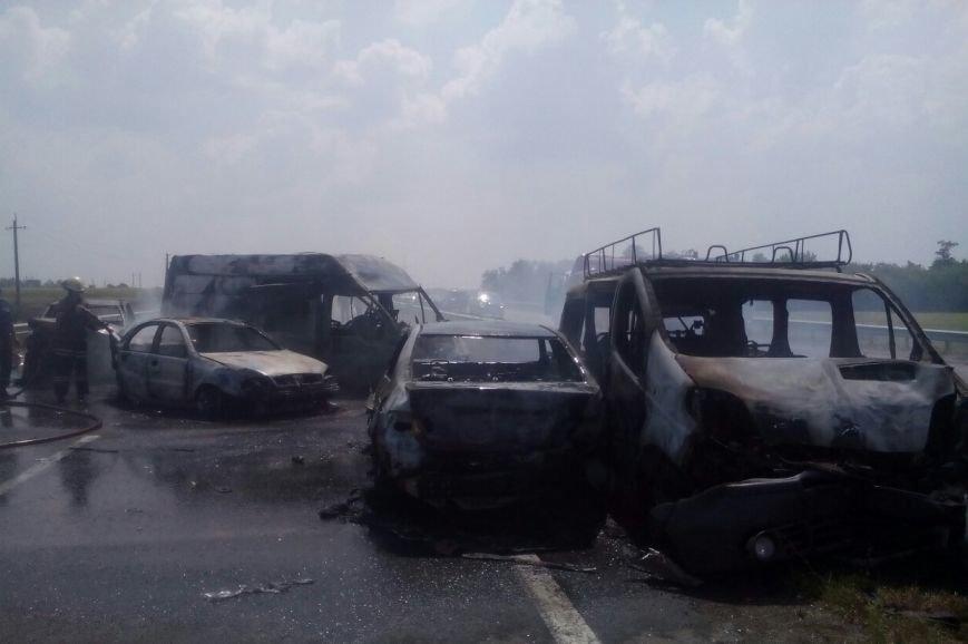 На Кировоградщине произошло ужасное ДТП, погибли трое людей, фото-3
