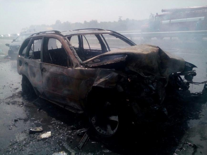 На Кировоградщине произошло ужасное ДТП, погибли трое людей, фото-5