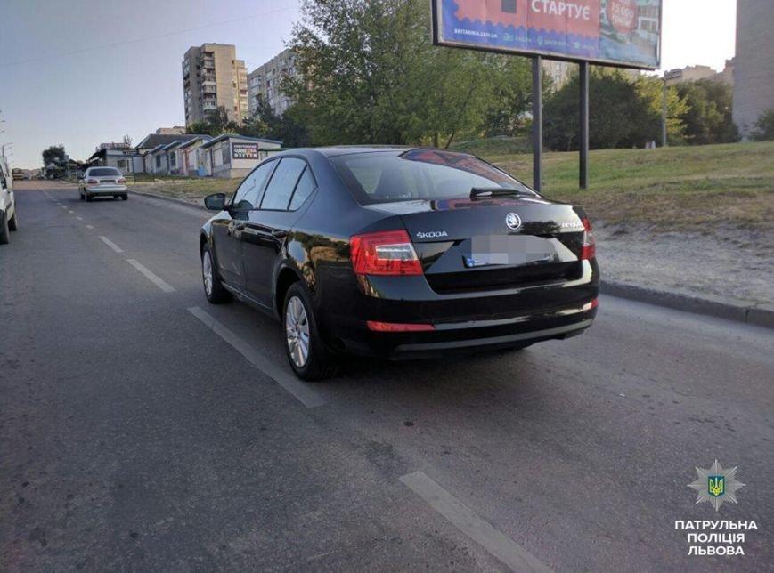 У Львові викрали автомобіль із салону (ФОТО), фото-2