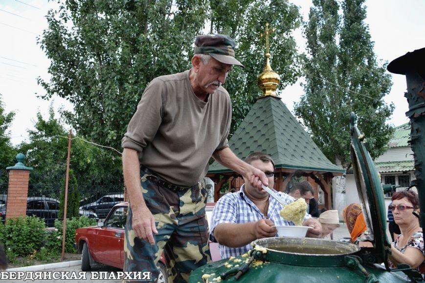 В кафедральном соборе Бердянска прошло праздничное богослужение, фото-8