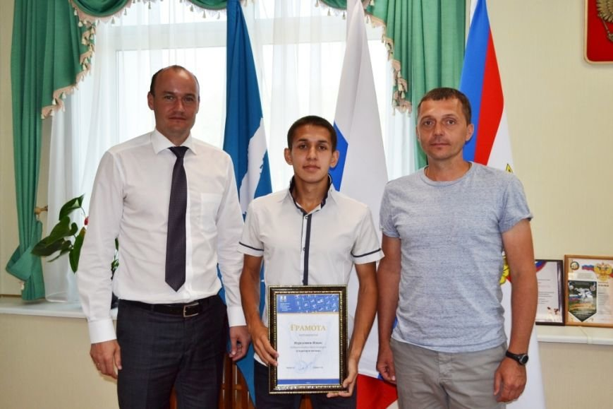 В Министерстве спорта на Сахалине выбрали спортсмена месяца, фото-1