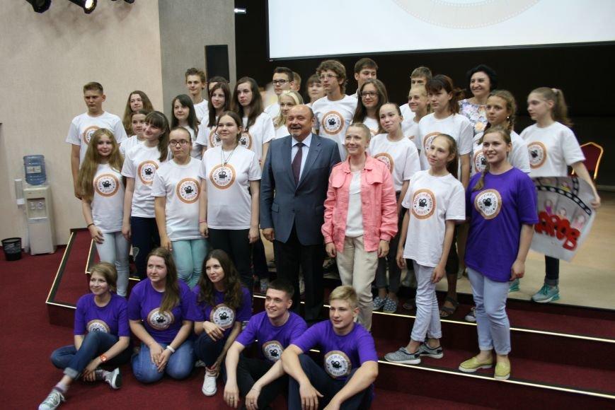 В Красной Пахре ТиНАО стартовала молодёжная конференция, фото-9