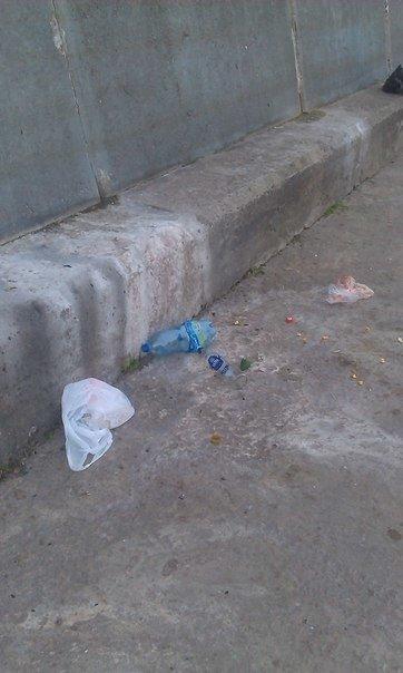 мусор сож6