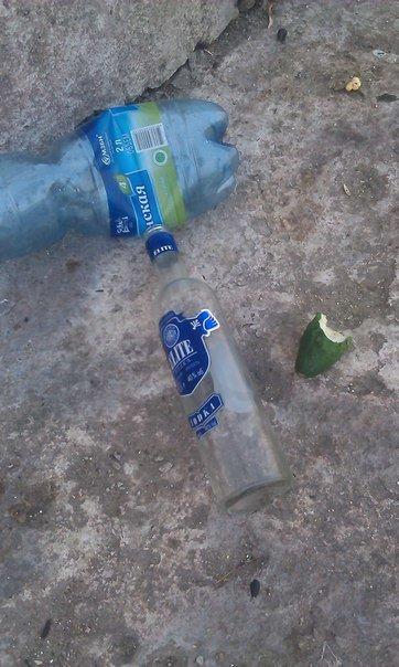мусор сож4
