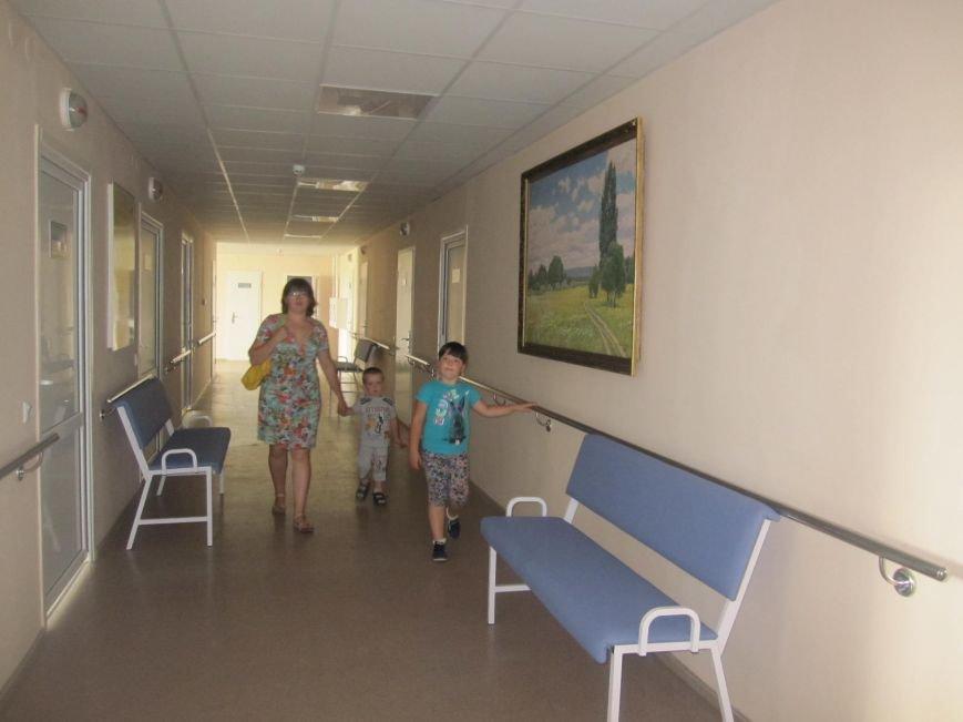 Чи добре ведеться новій дитячій поліклініці?, фото-3