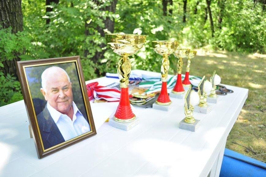 В парке им. Вознесенского прошел турнир по волейболу памяти В.В.Бублея, фото-1