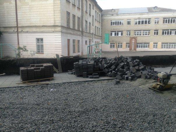 У Львові розпочали капітальний ремонт вулиці Шкільної (ФОТО), фото-1