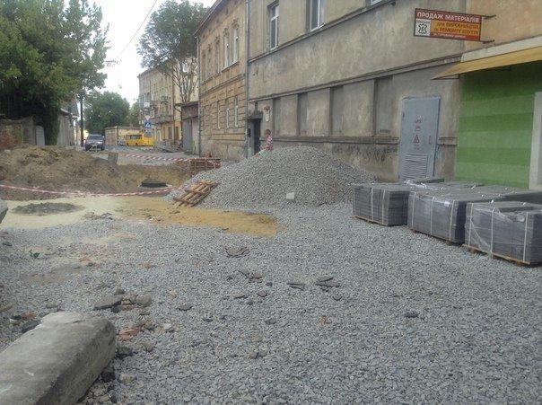 У Львові розпочали капітальний ремонт вулиці Шкільної (ФОТО), фото-5