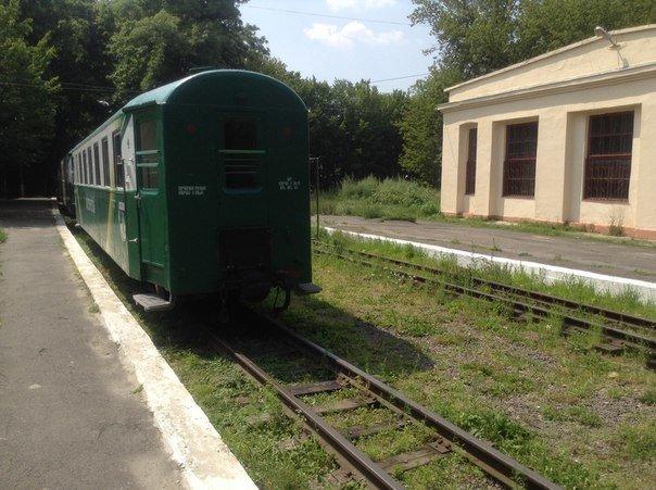 Мешканці міста вимагають відновити інфраструктуру Львівської дитячої залізниці (ФОТО), фото-8