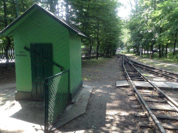 Мешканці міста вимагають відновити інфраструктуру Львівської дитячої залізниці (ФОТО), фото-3