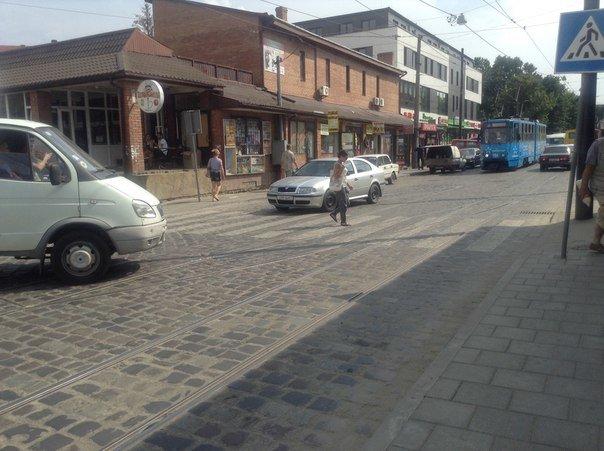 Львів'яни пропонують встановити світлофор поблизу ринку на вулиці Замарстинівській (ФОТО), фото-3