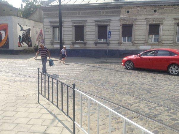 Львів'яни пропонують встановити світлофор поблизу ринку на вулиці Замарстинівській (ФОТО), фото-1