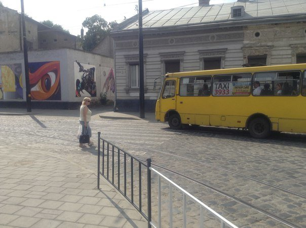 Львів'яни пропонують встановити світлофор поблизу ринку на вулиці Замарстинівській (ФОТО), фото-4