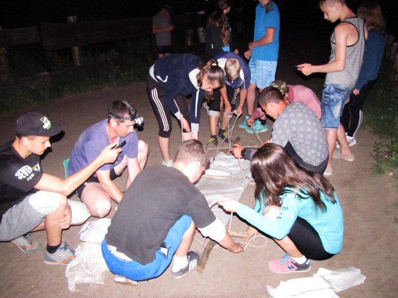 В профилактории ЗТР прошли летние сборы юных патриотов, фото-10