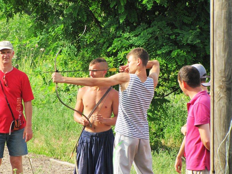 В профилактории ЗТР прошли летние сборы юных патриотов, фото-13