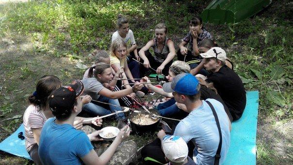 В профилактории ЗТР прошли летние сборы юных патриотов, фото-3