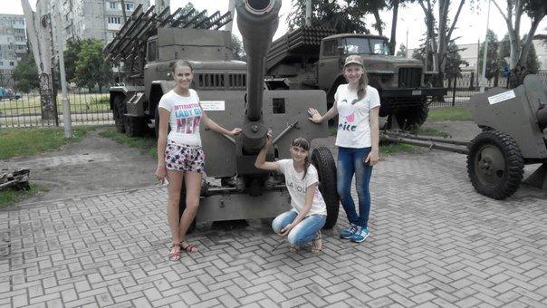 В профилактории ЗТР прошли летние сборы юных патриотов, фото-7
