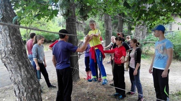 В профилактории ЗТР прошли летние сборы юных патриотов, фото-1