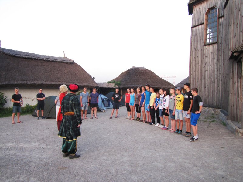 В профилактории ЗТР прошли летние сборы юных патриотов, фото-12
