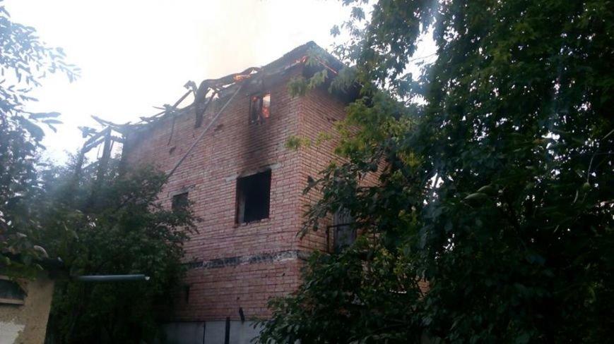 Дитячі пустощі з вогнем призвели до пожежі в будинку. 4-річний хлопчик отримав численні опіки (ФОТО), фото-1