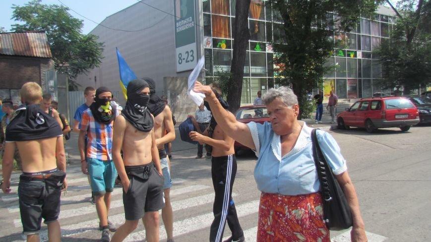Мариупольские активисты установили палатки под прокуратурой (ФОТО+ВИДЕО), фото-12