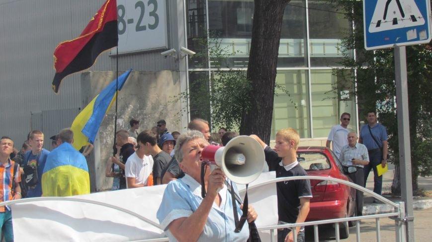 Мариупольские активисты установили палатки под прокуратурой (ФОТО+ВИДЕО), фото-14