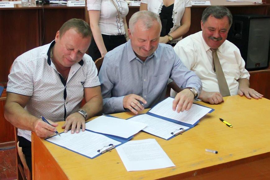 СНАУ и Сумская районная власть договорились совместно развивать общины, фото-1