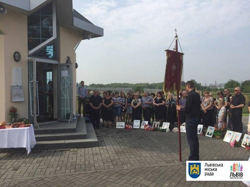 У Львові вшанували жертв Скнилівської трагедії (ФОТО), фото-2