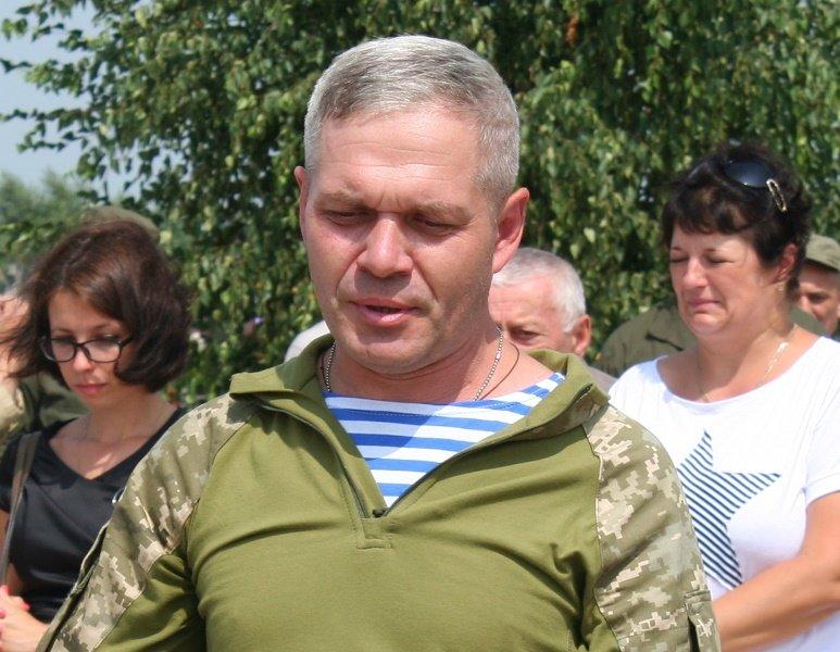 В Запорожье простились с 30-летним десантником, который погиб в АТО, - ФОТО, фото-4
