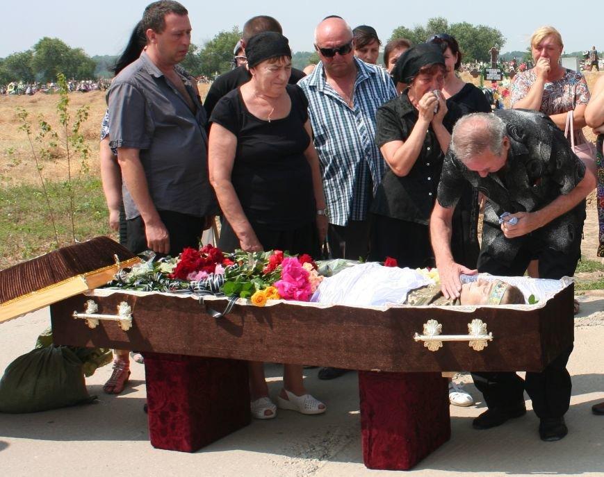 В Запорожье простились с 30-летним десантником, который погиб в АТО, - ФОТО, фото-3