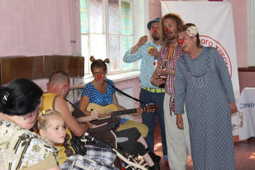 Red noses - лечение смехом в Новогродовке, фото-9