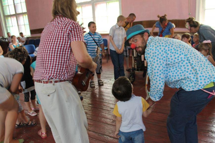 Red noses - лечение смехом в Новогродовке, фото-12
